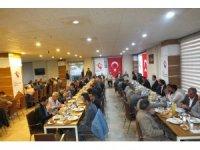 Malazgirt'te şehit aileleri ve gaziler onuruna iftar yemeği