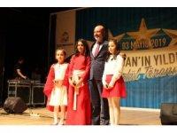Kocasinanlı çocuklar vatan ve millet sevgisiyle yarıştı