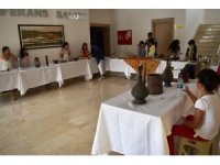 Demre'de Müzeler Haftası kutlandı