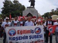 """Kırşehir Eğitim İş Şubesi:  """"Çağı yakalayacağız diyen MEB, Orta Çağı Yakalamak Üzere"""""""