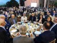 Başkan Şahin TBMM'de iftar programına katıldı
