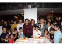Türk Kızılayı yetimleri unutmadı