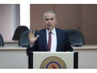 Başkan Osman Zolan, inşaat sektöründe yaşanan sıkıntıyla ilgili o kurumu işaret etti