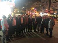 MHP İl Başkanı Karataş, hemşehrileriyle Maltepe'de buluştu