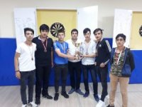19 Mayıs Gençlik İl Kupası Dart İl Birinciliği tamamlandı