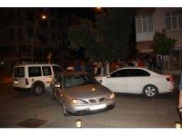 Manavgat'ta zincirleme trafik kazası: 1 yaralı