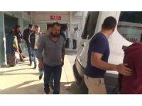 Kaçak araç operasyonunda 10 kişi tutuklandı