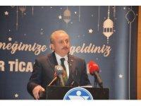 """TBMM Başkanı Şentop: """"Türkiye bugün bir umudun, bir hamlenin, bir insanlık davasının bir büyük cesaretin adıdır"""""""