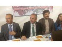 Adalet Bakanı Gül, AK Parti İl Gençlik Kolları iftarına katıldı