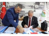 Başkan Demirtaş 'Sosyal Denge Sözleşmesi'ni imzaladı