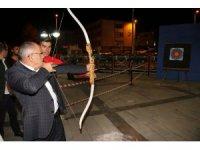 Yahyalı'da Spor A.Ş. Bizim Mahallede Etkinliği Düzenlendi