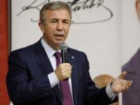 Mansur Yavaş düğmeye bastı! Ankara'da yeni dönem