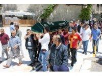 Eyüpsultan'da inşaat çukurunda hayatını kaybeden Baran, son yolculuğuna uğurlandı