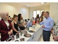 STMF Mezuniyet Sergisi açıldı