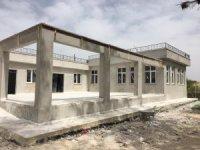 Karaköprü'de çok amaçlı salonlar inşa ediliyor