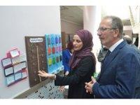 İslami İlimler Fakültesi Öğrencileri Tarafından Materyal Tasarım Sergisi