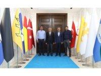 AK Parti Elazığ İl Başkanı Gürgöze'den Güder'e ziyaret