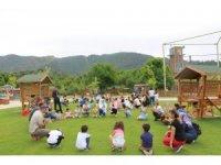 Marmaris'te  'Okul Dışarda Günü' etkinliği düzenlendi