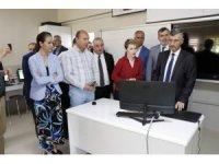 """""""Gençler Tasarlasın, Zonguldak Kazansın"""" laboratuvarı kuruldu"""