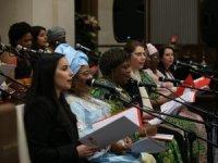 Emine Erdoğan, Afrika Günü iftar programına katıldı