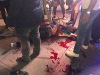 Ankara'da arkadaşını vuran şahıs kaçtı