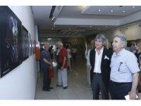 Olba Fotoğraf Derneği Üyeleri, fotoğraflarını sergiledi