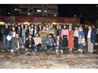Uganda'dan Fransa'ya kadar Trabzon'da okuyan gençlerle iftarda buluştular