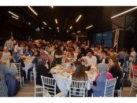 Özel İmperial Hastanesi çalışanları 12. geleneksel iftar yemeğinde bir araya geldi