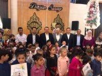 4-6 yaş öğrencileri iftar programı yapıldı