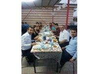Engelli bakım merkezinde kalan çocuklara iftar