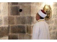Mihraptaki 300 yıllık ses sistemi