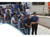 Gaziantep'te organize suç örgütüne operasyon: 16 gözaltı