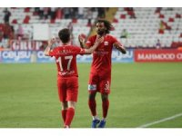 Antalyaspor'da Sangare'ye Milli davet