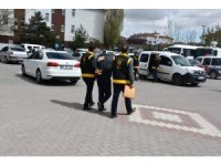 Aksaray'da aranan 4 kişi yakalandı