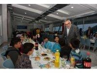 İnönü'de İmam Hatip İftarı ve Eğitime Destek Platformu toplantısı