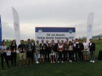 TGF Aslı Nemutlu Türkiye Gençler Şampiyonası Samsun'da Başlıyor
