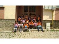Pazaryeri'nde çocuklar davulculuğa özenirse