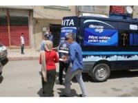 Elazığ'da 26 dilenciye ceza kesildi