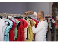 Bolu'da bağışlanan kıyafetler ihtiyaç sahibi çocuklara dağıtılacak