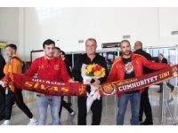 Şampiyon Galatasaray Sivas'ta