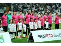 Spor Toto Süper Lig: Beşiktaş: 1 - Kasımpaşa: 1 (Maç devam ediyor)
