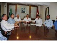 Aydın'da çiftçiler pamuk primlerindeki değişikliğe isyan etti