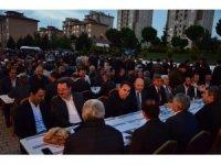 Altıntaş Belediyesi'nden halk iftarı