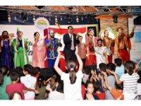 Toroslar'da Ramazan eğlencelerine yoğun ilgi