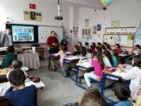 İlkokul öğrencilerine İmam Hatip Ortaokulu tanıtıldı