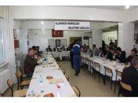 Jandarma, polis, ve müftülükten iftar