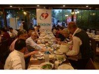 Bölge hastanesi Tekden'den geleneksel iftar buluşması