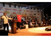 Çağlak Festivalinde Türk Sanat Müziği gecesi