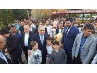 Fatih Çukurbostan'da iftar heyecanı