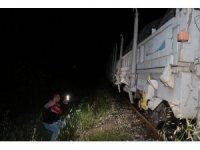 Teravih namazına giderken trenin altında kaldı